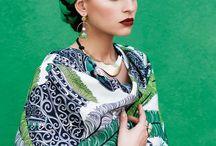 Smalt.Paris - Inspirations Frida Kahlo