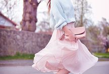 Zalon ♥ Pastell / #pastell #frühling #spring
