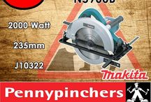 Pennypinchers George - Makita Special