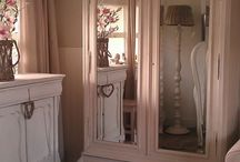 ♡ Wardrobes, Armoires & Linen Press...