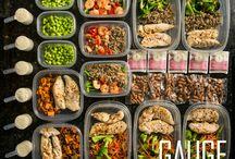 Meal prep ideas / by Ashley McCartney