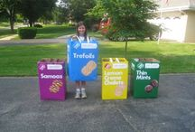 Girl Scout Parade