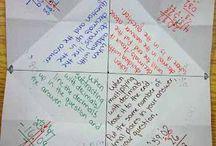 Teaching: 8th Gr Math / by Jessica Flecha-Brancheau