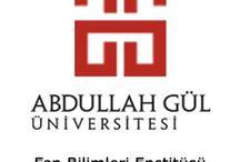 Abdullah Gül Üniversitesi / Abdullah Gül Üniversitesi'ne En Yakın Öğrenci Yurtlarını Görmek İçin Takip Et