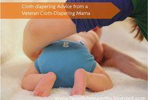 Cloth Diapering
