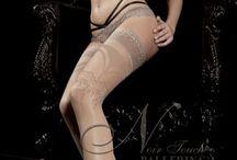 Strømpebukser og Stay-up til Dame & Brud