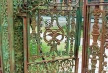a door to heaven / by Iris Tewel