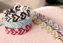 Knyta armband