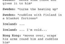 скандинавы
