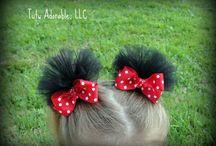 scarletts hair clips