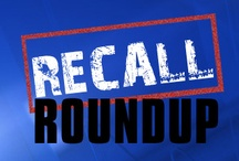 Recall Roundup / by WSAW NewsChannel 7