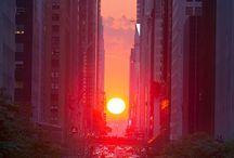 naplemente/felkelte