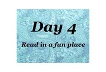 31 days to Become a Better Reader Challenge / This board is a collection of blog posts that is intended to help increase struggling readers motivation to read and provide parents with tools to be able to help them.