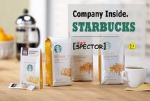 Company Inside. Starbucks