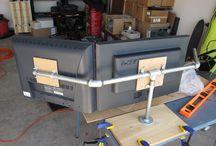Multi monitor stand