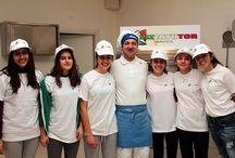 La Don Celso Volley ospite da Pizza Tutor / Due pomeriggi veramente speciale! Tanto lavoro, molti giochi e tanti tanti sorrisi ... in dolcezza! Grazie per questo tempo trascorso insieme, ragazze. Un abbraccio