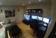 Man cave / office