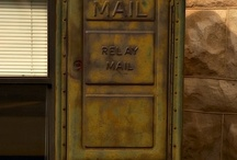 posted: letterboxes / signed, sealed and posted