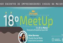 Eventos e  Dicas Empreendedores. / Eventos e palestras sobre mídias sociais para empreendedores  e negócios.