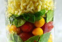 Maison Jar Salads