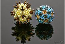 Beading - Two hole Infinity Beads