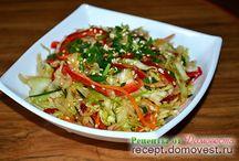 Кухня - салаты