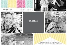 Layouts - Pocket pages