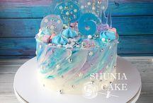 Новый год торт