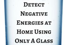 remove negative energy from home
