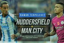 Prediksi Huddersfield vs Manchester City 26 November 2017
