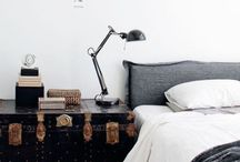 Theo bedroom