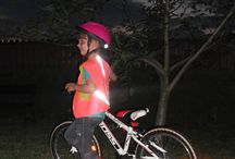 Kids on bikes / Kids fashion