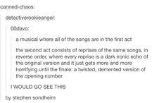 #musicals