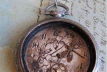 Steampunk jewelry / by Pamela ORourke