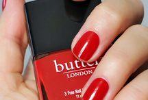 Butter London / Nail polish swatch