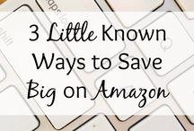 Saving at Amazon