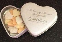 Pandora promotionals