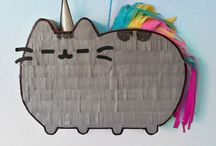 Ruby's 10th Pusheen Sleepover