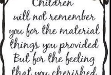 Words To Live By / by Sharon Hollifield