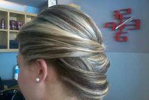 my hair wedding idea