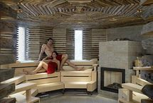 Sauny i SPA