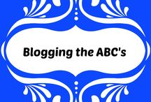 Blogging the ABC's