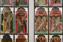 GIOVANNI DA RIMINI - Détails / +++ MORE DETAILS OF ARTWORKS : https://www.flickr.com/photos/144232185@N03/collections