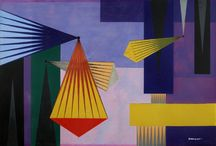 "Exhibition: ""Rafael Soriano: The Artist as Mystic"" (January 30–June 4, 2017) / Cuban painter Rafael Soriano (1920–2015) was an acclaimed master of geometric abstraction and a global figure in the twentieth-century art world. As a result of the Revolution in Cuba, in 1962 Soriano immigrated to the United States. An unprecedented examination of his life's work, this exhibition focuses on the multiple influences that nurtured a style where, in his words, ""the intimate and the cosmic converge."""