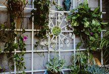 patio- en tuinidee
