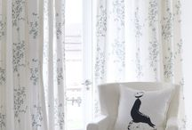 Curtains / Curtain design and construction