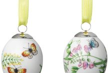 Spring and Easter Home Decor