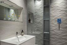 baño gris aguas ducha
