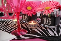 Sweet 16 ideas / by Sherry Fisher