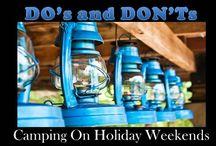 * camping - campeggio *